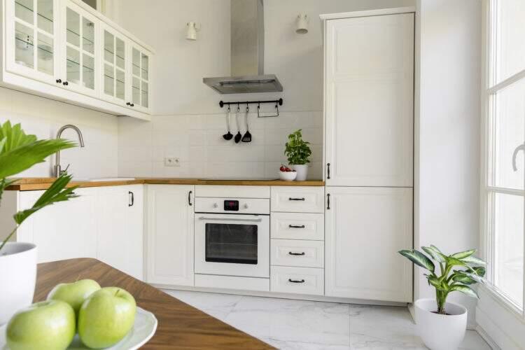 tendência decoração de cozinha